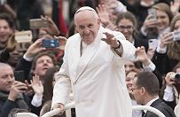 """Szyszko za wycinką drzew, papież Franciszek przeciwko. """"Człowiek owładnięty egoizmem niszczy środowisko"""""""