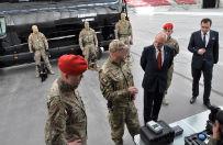 Prywatna straż Antoniego Macierewicza? Żandarmeria Wojskowa pod coraz ostrzejszą krytyką