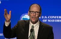 Partia Demokratyczna ma nowego lidera. Tom Perez chce być twardą opozycją wobec Donalda Trumpa