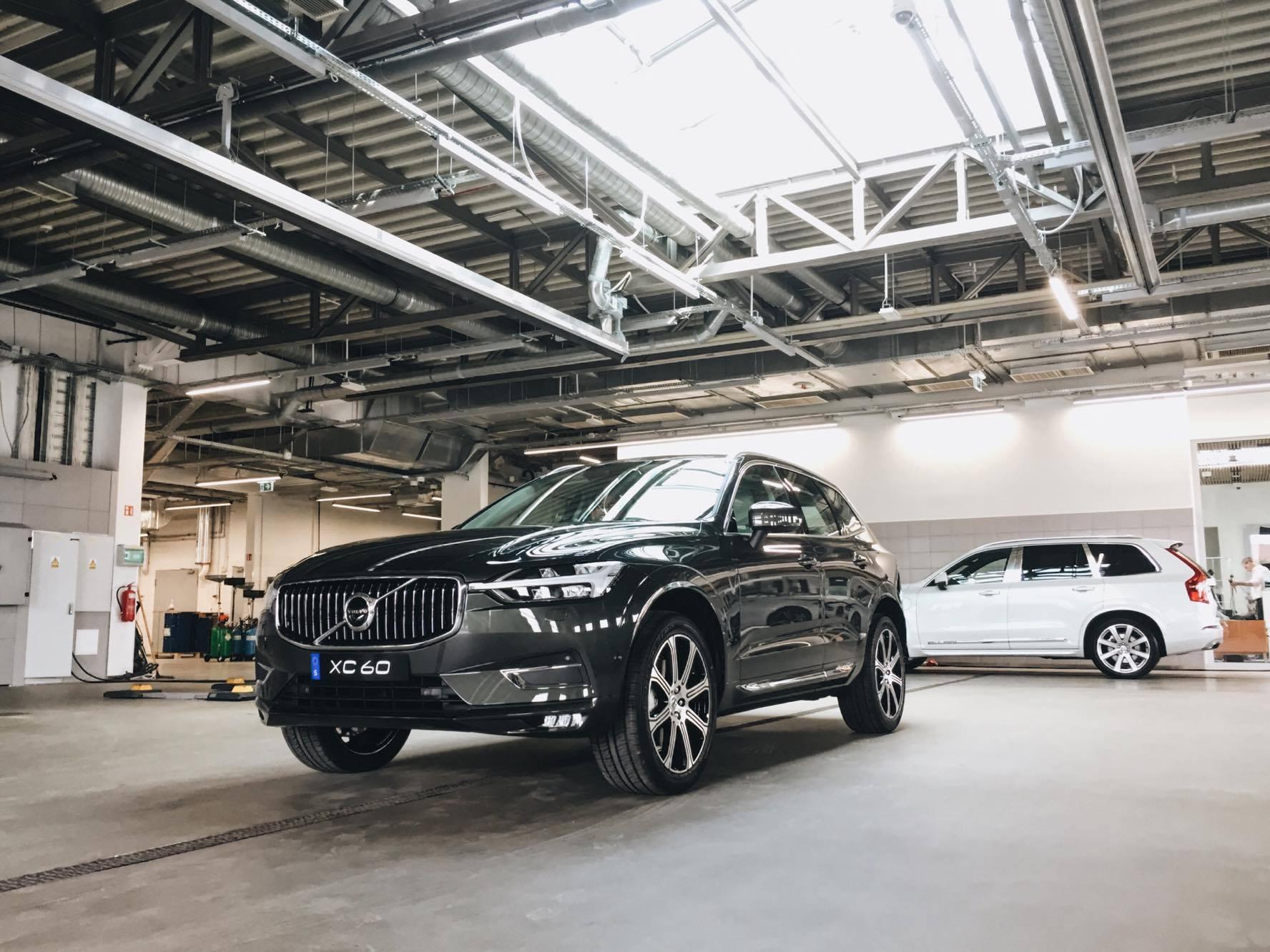 """""""I cóż, że ze Szwecji?"""" - spojrzenie na nowe Volvo XC60 w wigilię jego polskiej premiery"""