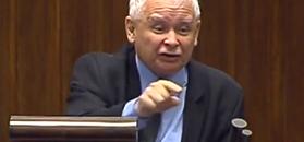 Kaczyński nie wytrzymał: