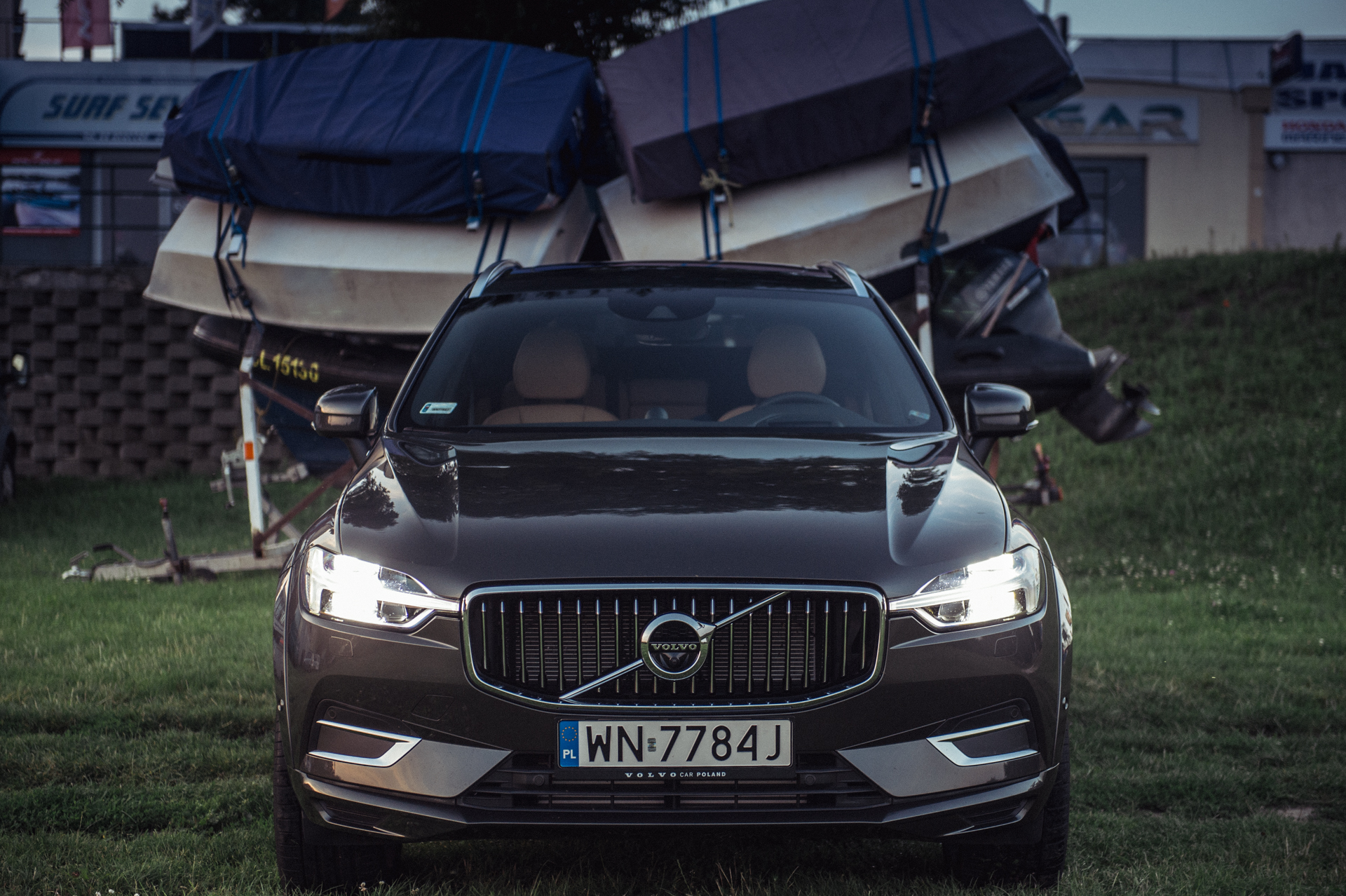 Volvo Gdynia Sailing Days - lądowe regaty samotników z Volvo XC60