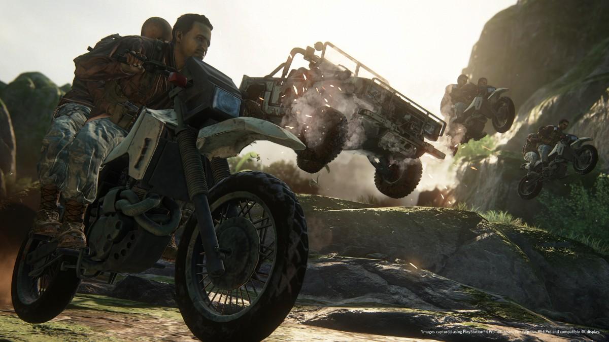 """""""Uncharted: Zaginione Dziedzictwo"""" - współczesny Indiana Jones"""