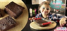 Ciasto czekoladowe z mikrofalówki według przepisu Tosi
