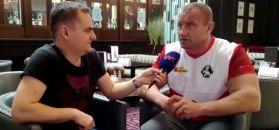 KSW 40. Pudzianowski: w walce z Silvą nie mogę popełnić błędu jak Materla