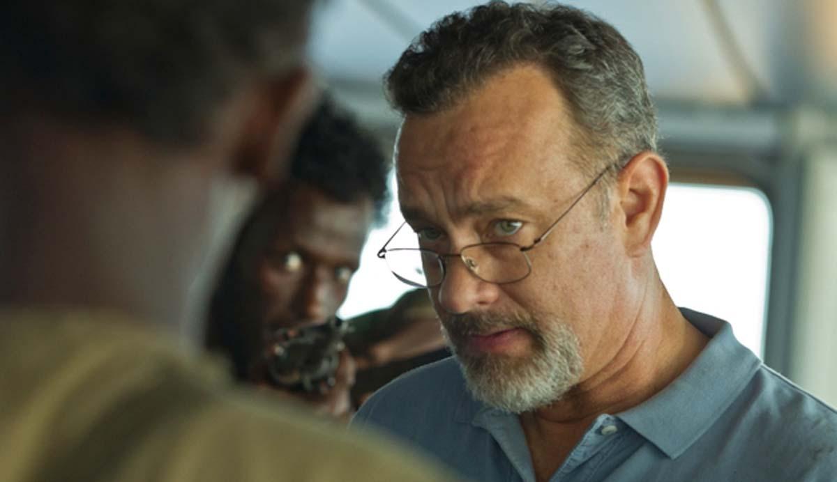 """""""Kapitan Phillips"""": Tom Hanks w jednej z najlepszych ról"""