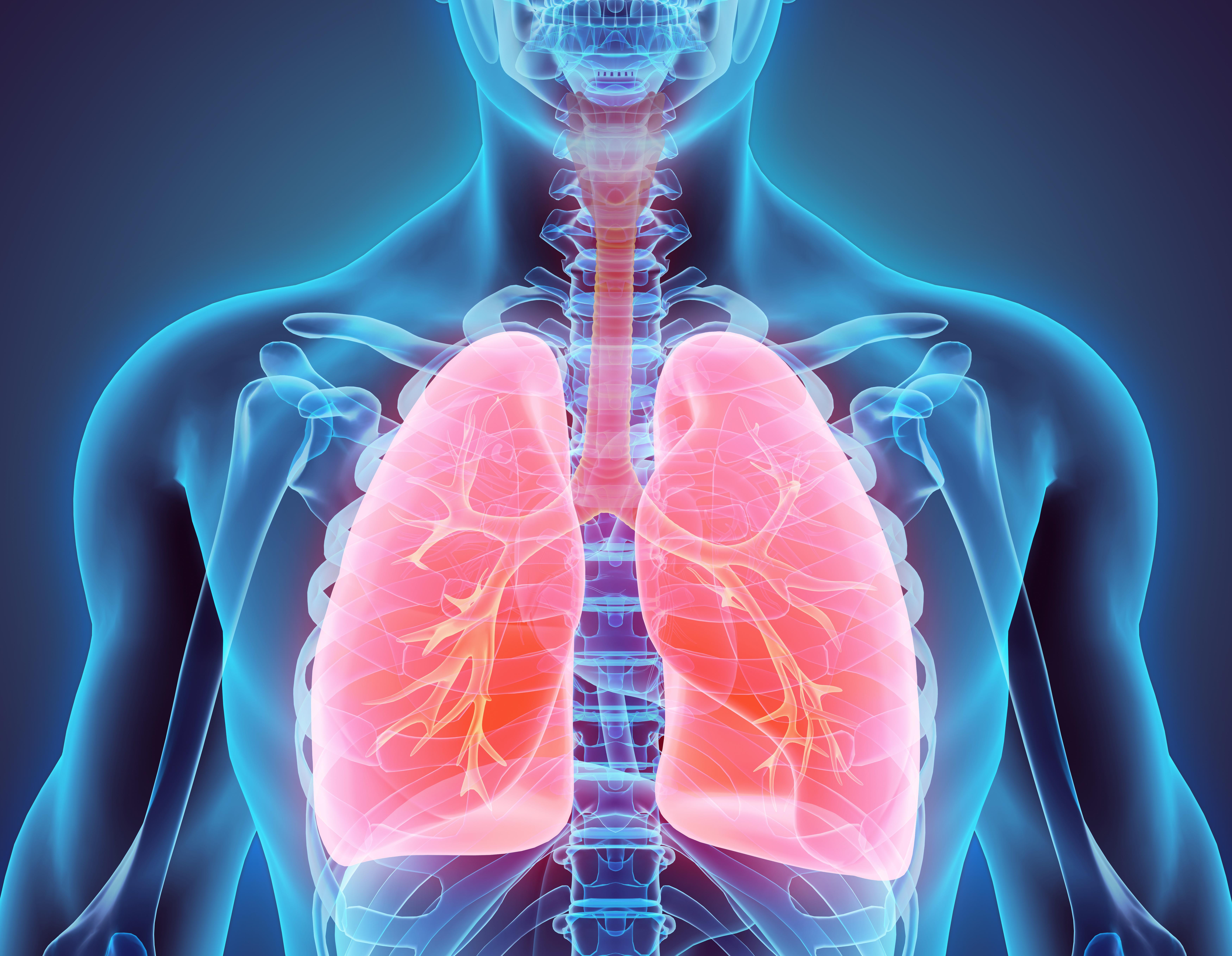 Ciche oznaki problemów z płucami