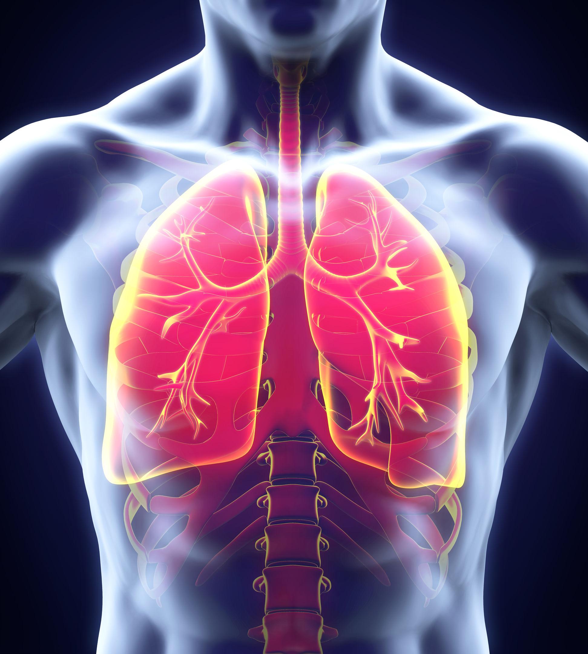 Ciche objawy problemów z płucami