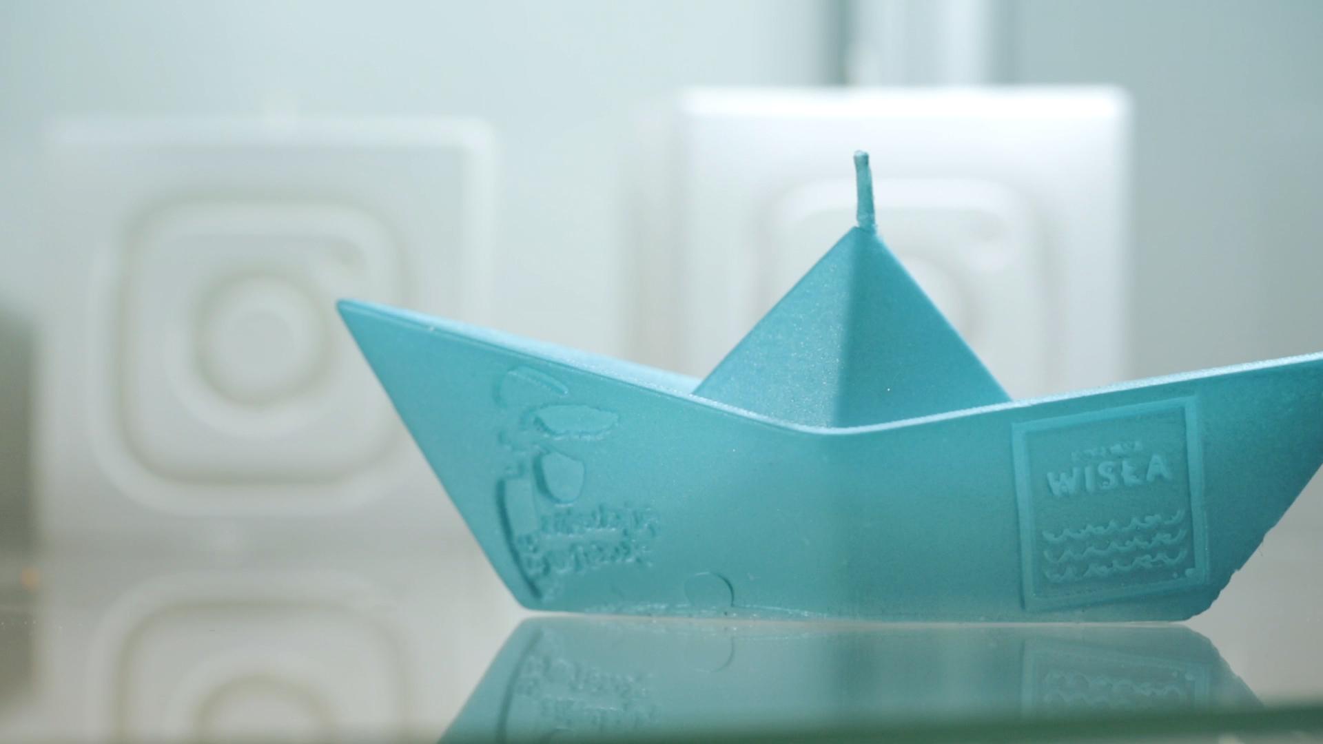 Pomysł na biznes: Designerskie świece 3D