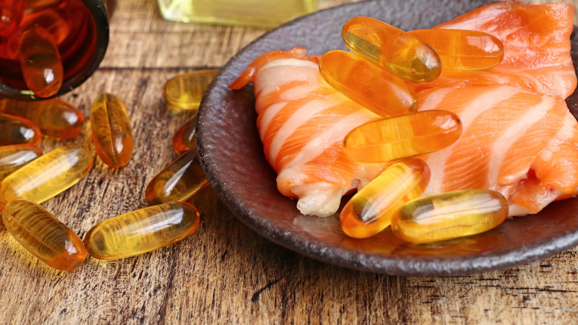 Produkty, które zawierają kwasy omega-3