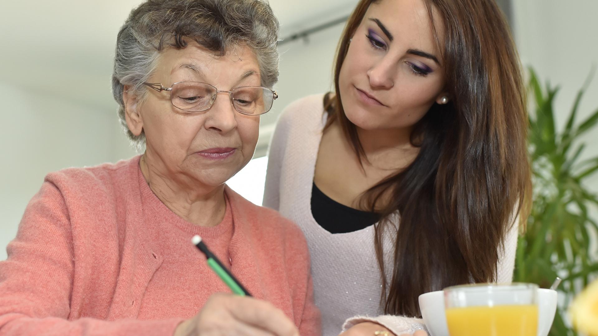 Test zegara na zdiagnozowanie Alzheimera