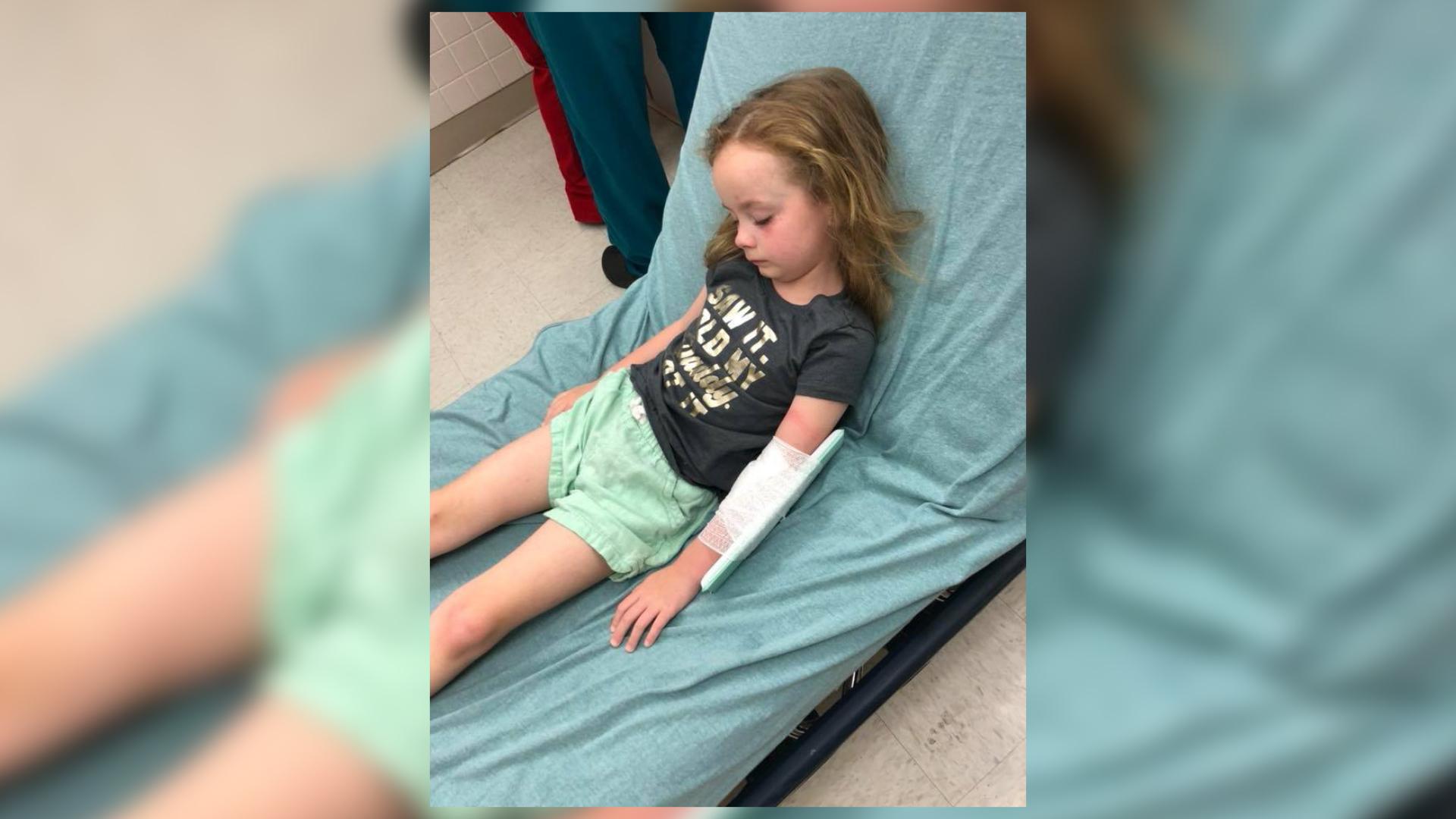 5-latka sparaliżowana po ukąszeniu kleszcza