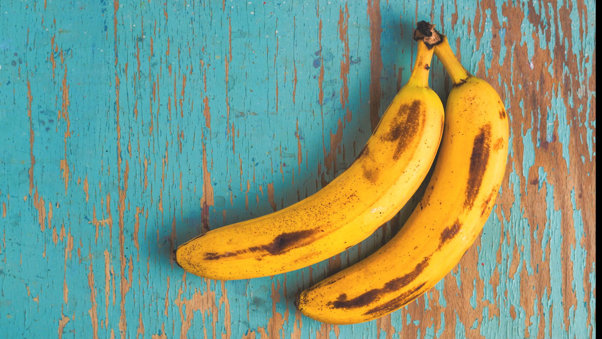 Jedz banany. Przedłużysz swoje życie