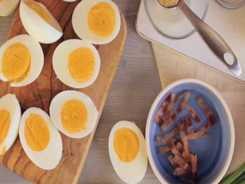Lubisz jajka? Wybierz gotowane na twardo