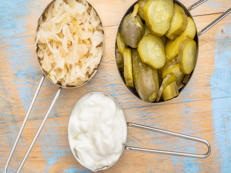 5 naturalnych probiotyków