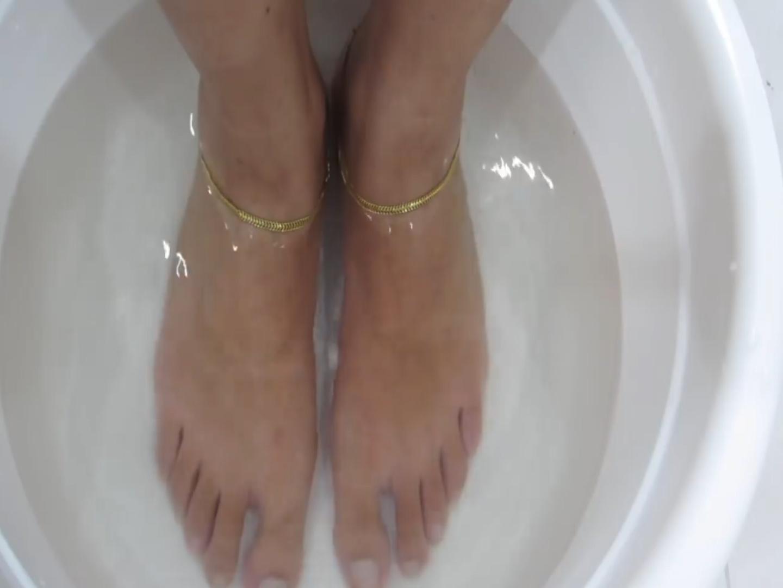 Domowa kąpiel przeciwgrzybiczna