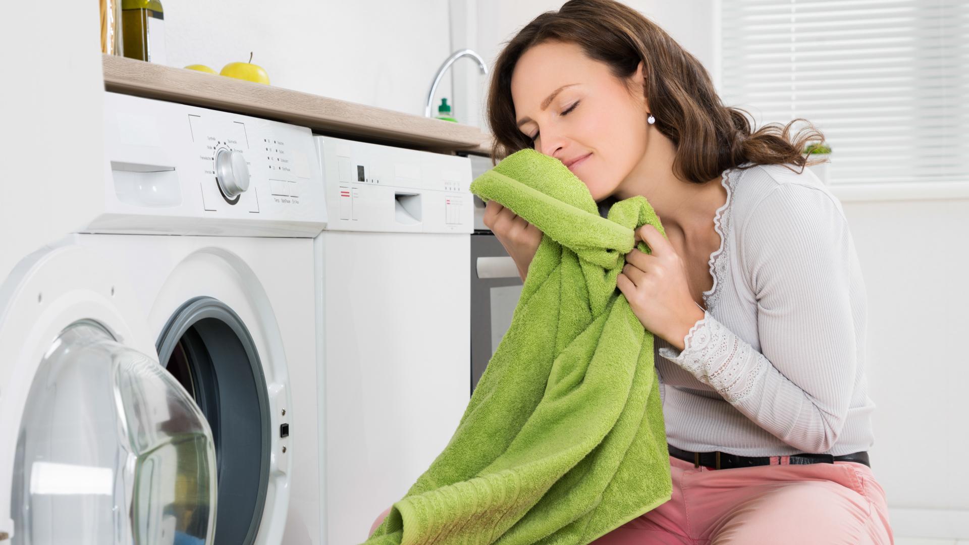 Prosty sposób na pachnące ręczniki