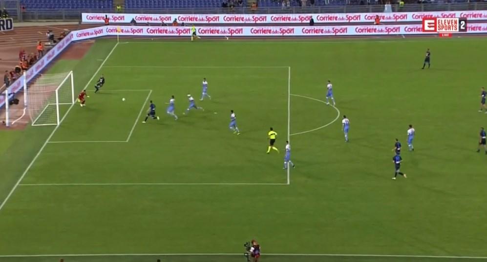 Serie A: Milik z golem, Zieliński trafił w poprzeczkę. Napoli wygrywa na inaugurację