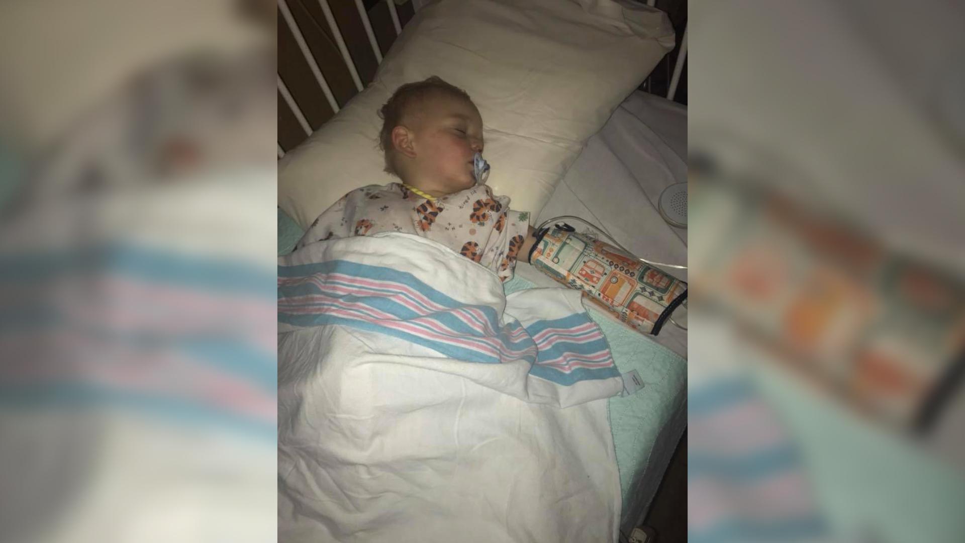 Zrezygnowała ze szczepienia dziecka