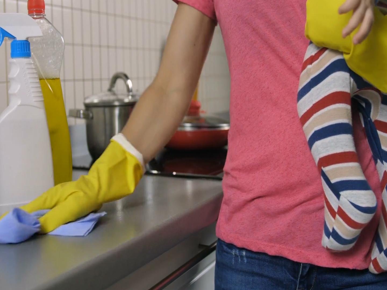Środki czystości zwiększają ryzyko otyłości u dzieci