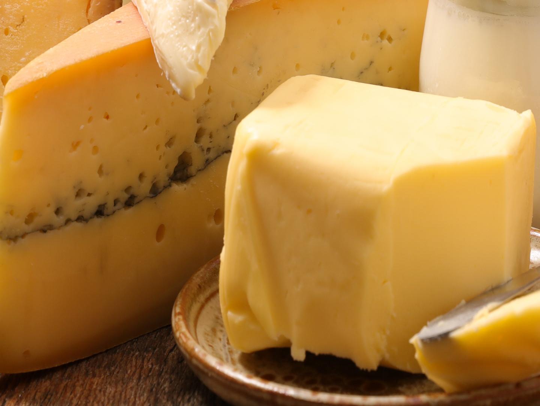 Jedz ser i masło. Będziesz żyć dłużej