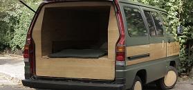 Pomysł na biznes: Auto do drzemek i relaksu