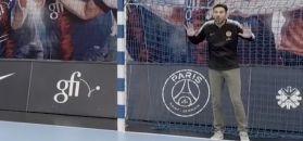 #dziejesiewsporcie: Buffon w bramce... do piłki ręcznej. Jak się spisał?