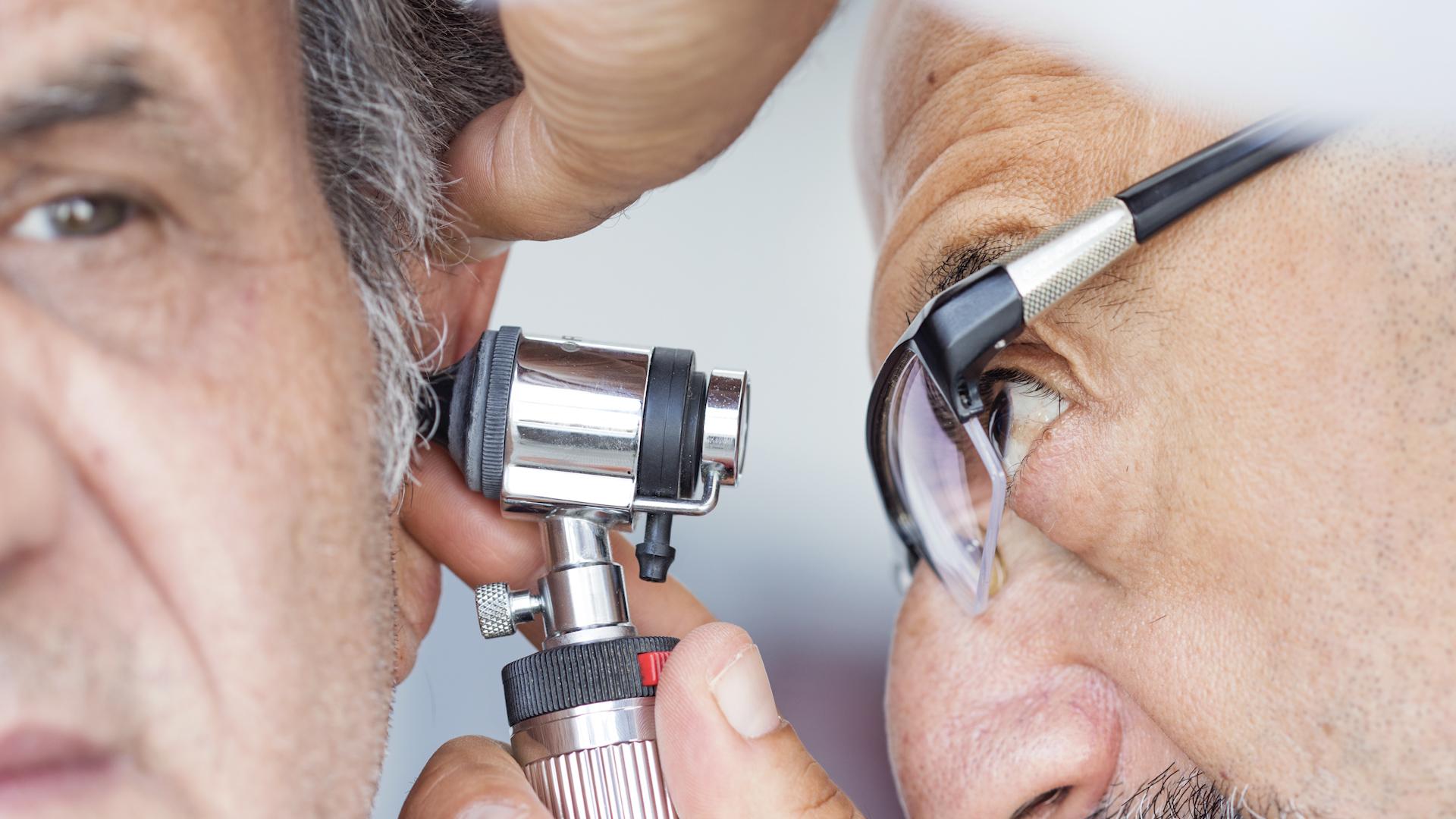 Objawy nowotworów ucha