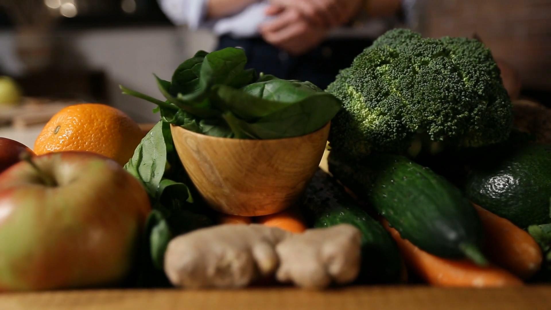 Warzywa, które mają więcej żelaza niż mięso