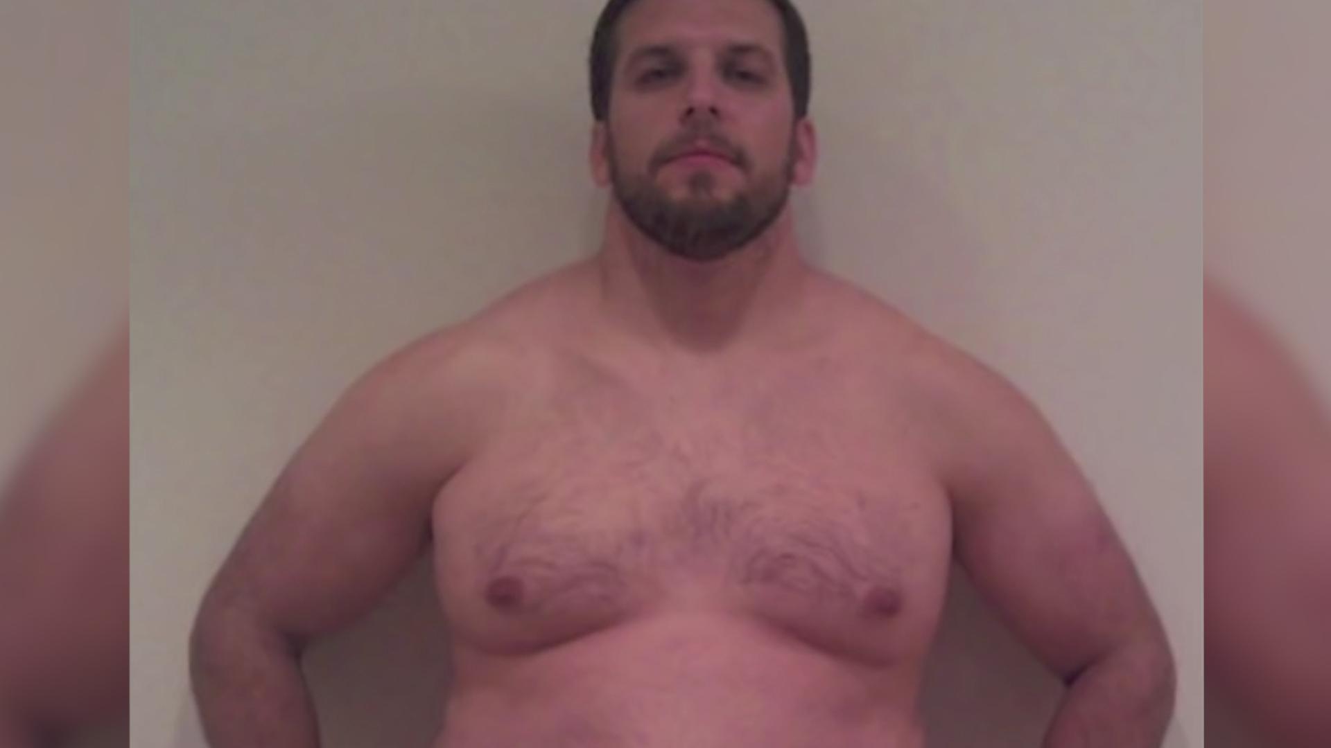 Przytył 31 kg, żeby pokazać, że każdy może schudnąć
