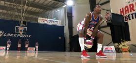 #dziejesiewsporcie: co za rzut! Koszykarz pobił rekord Guinnessa