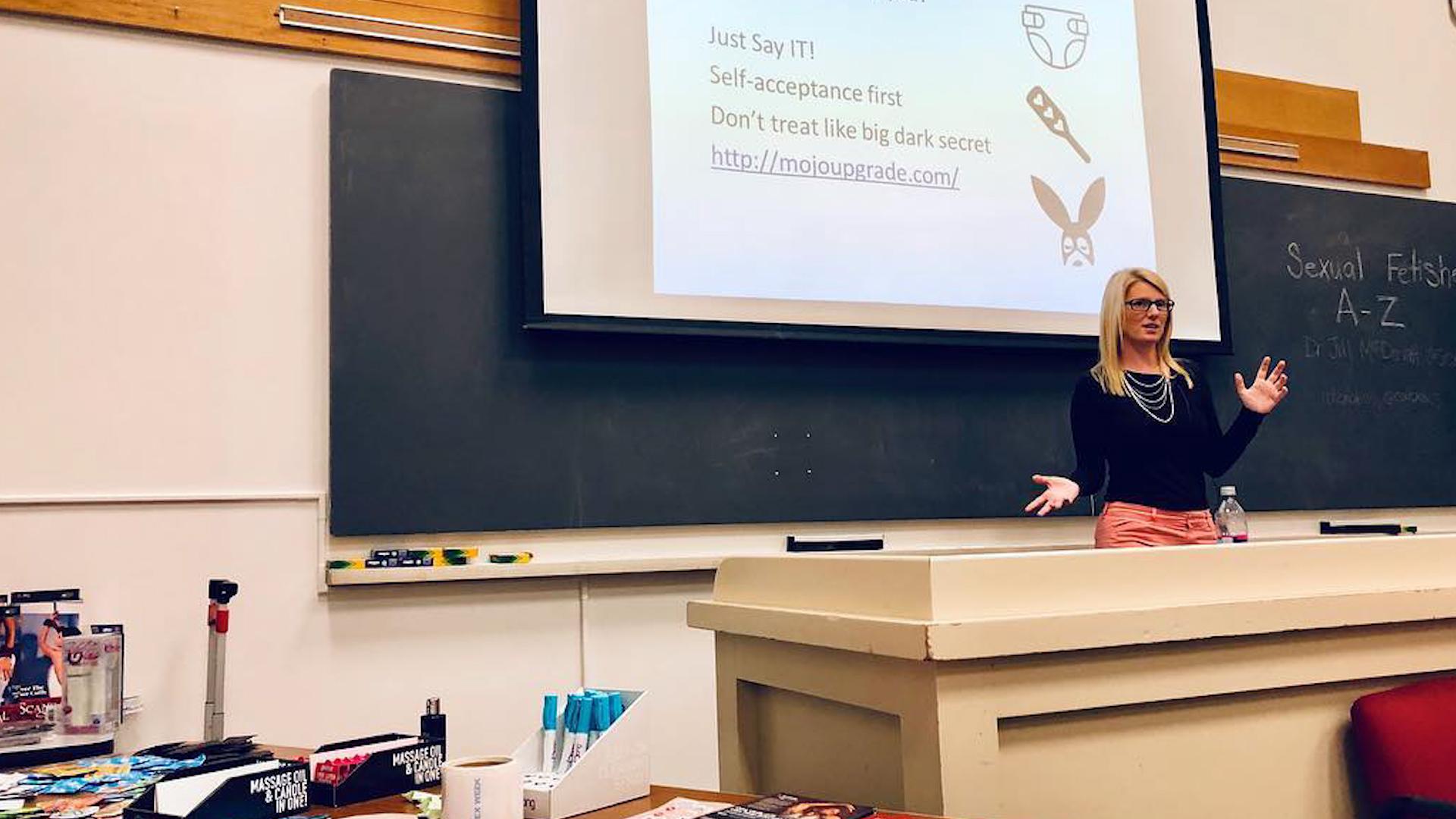 Edukacja seksualna na Harvardzie