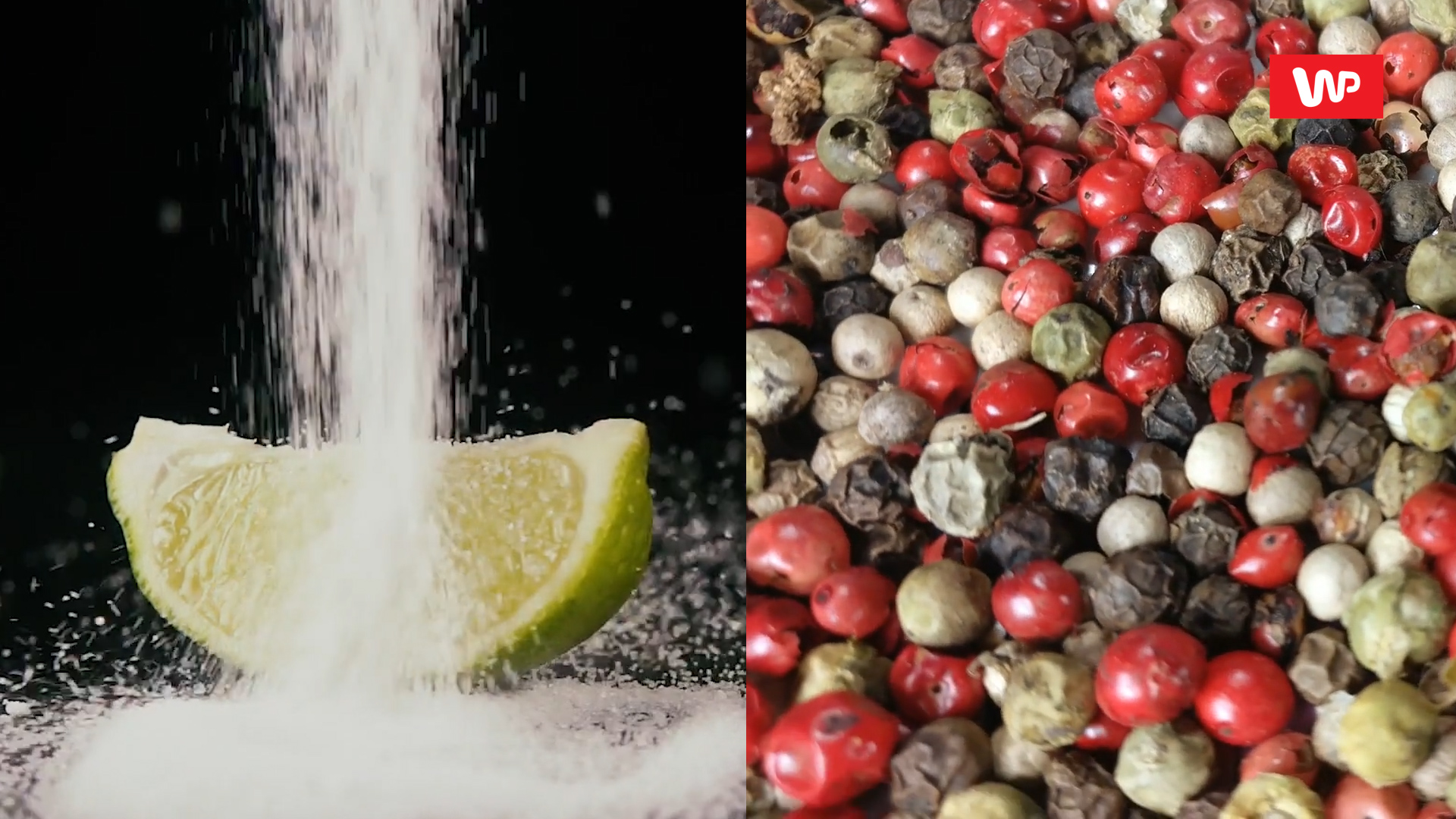 Sól, cytryna i pieprz. Niesamowita mieszanka