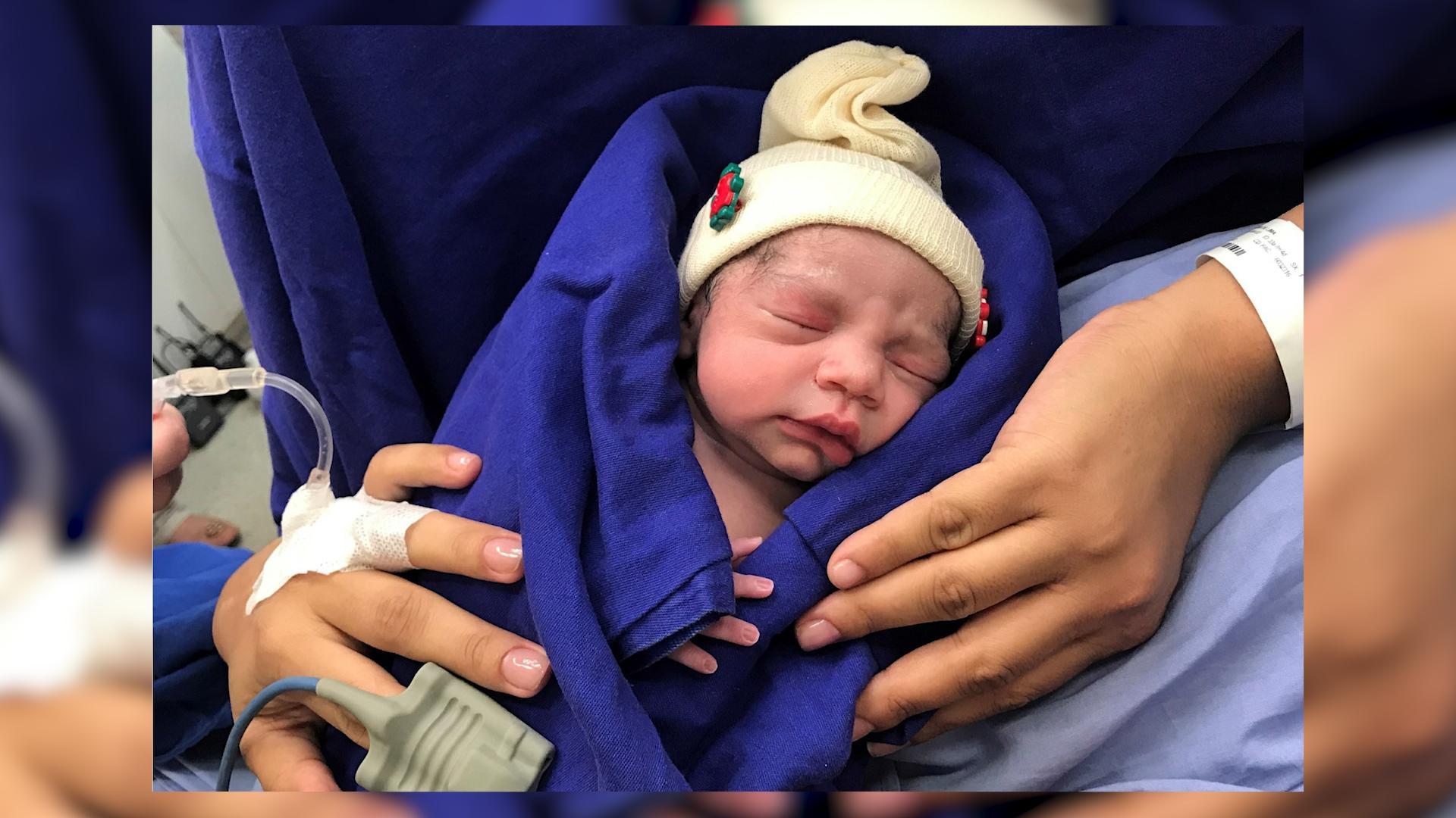 Pierwsze takie dziecko na świecie. Urodziła po przeszczepie macicy