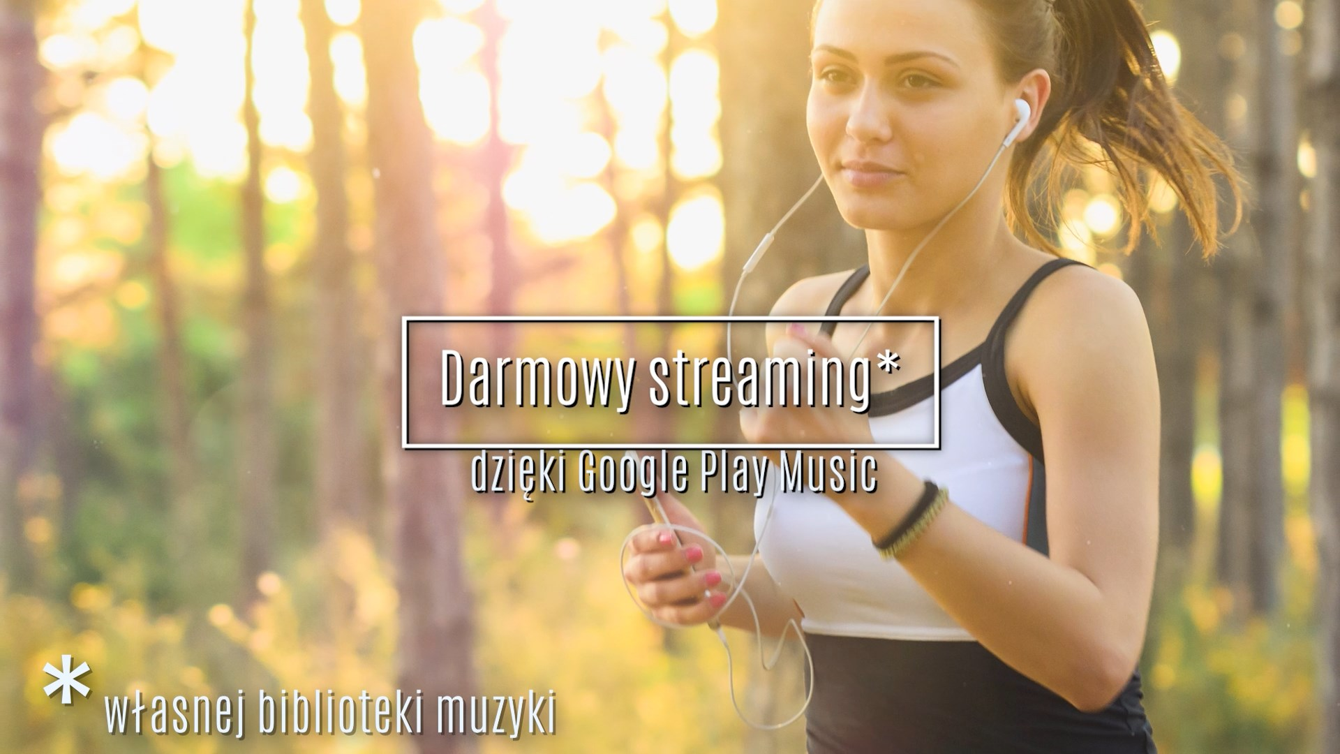 Darmowy streaming (własnej biblioteki muzyki) dzięki Google Play Music
