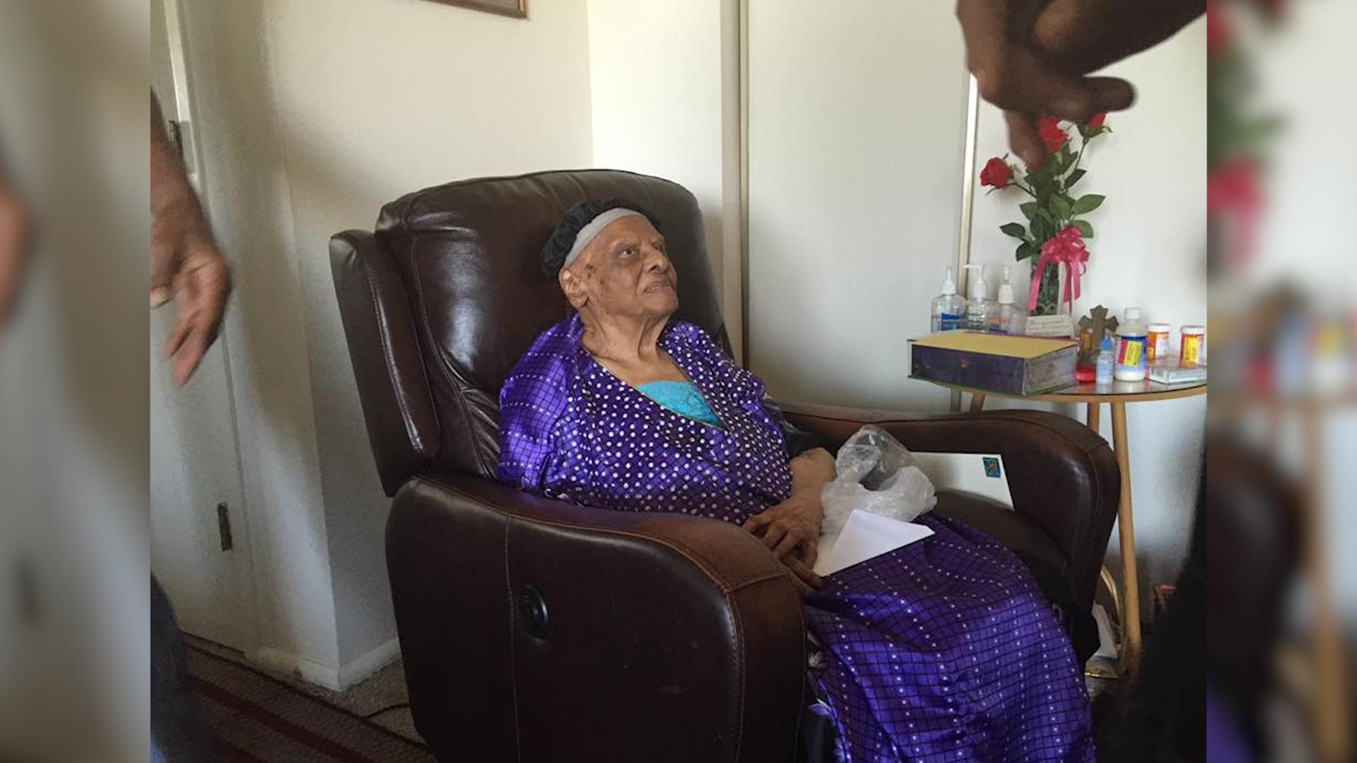 Zmarła najstarsza Amerykanka. Codziennie jadła jeden produkt