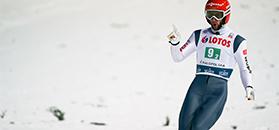 Sony A9, FE 400 mm f/2.8 GM OSS i Puchar Świata w skokach narciarskich
