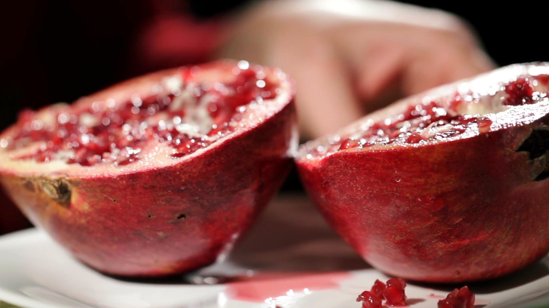 Właściwości owocu granatu