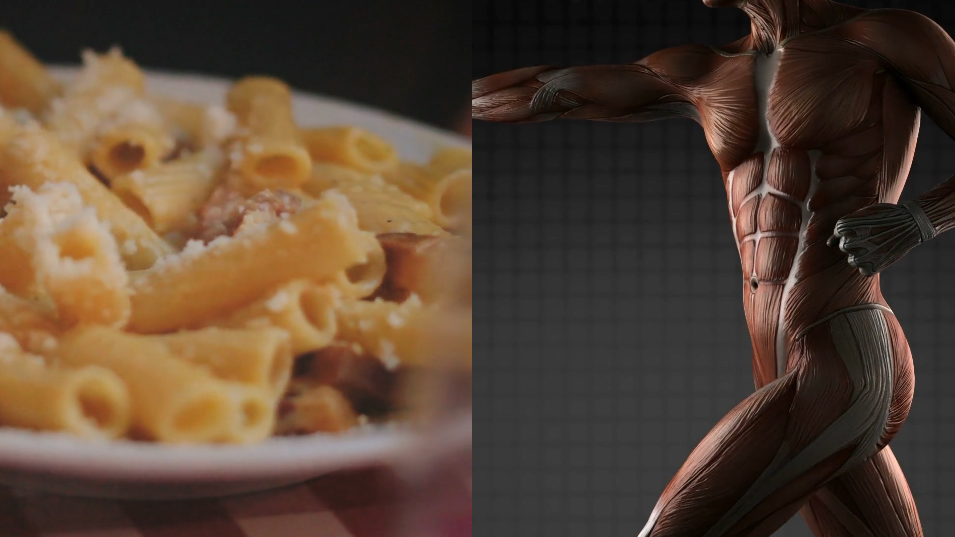 Węglowodany niezbędne dla mięśni