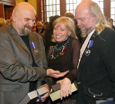 Medal Gloria Artis dla tw�rc�w i dzia�aczy kultury