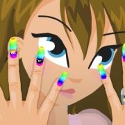 Manicure - malowanie paznokci