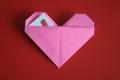 Serduszko origami
