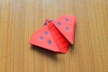 Biedronka origami