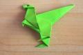Tyranozaur origami