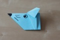 Szczurek origami