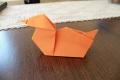 Kaczka origami