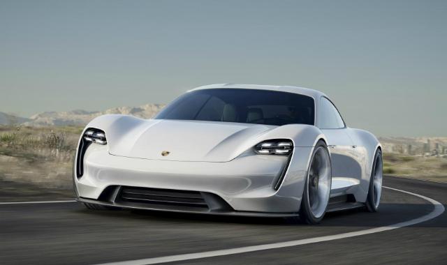 Porsche uruchomi produkcj� elektrycznego modelu