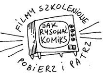 Pierwszy w sieci komiksowy serial szkoleniowy