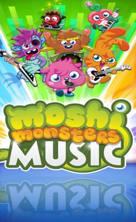 Moshi Monsters Music