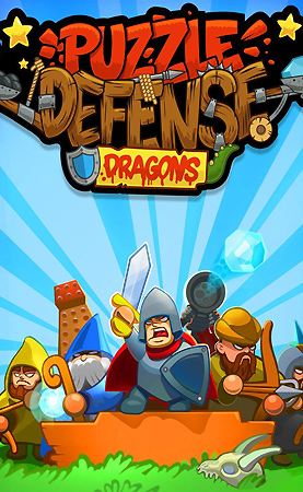 Puzzle Defense Dragons